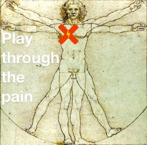 Play through the pain: 5 things you must do when injured working out.