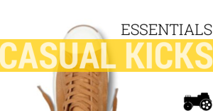 Essentials: Casual Shoes
