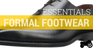 Essentials: Formal Footwear